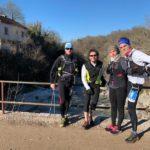Percorso delle sette cascate – Pinguente (Croazia)